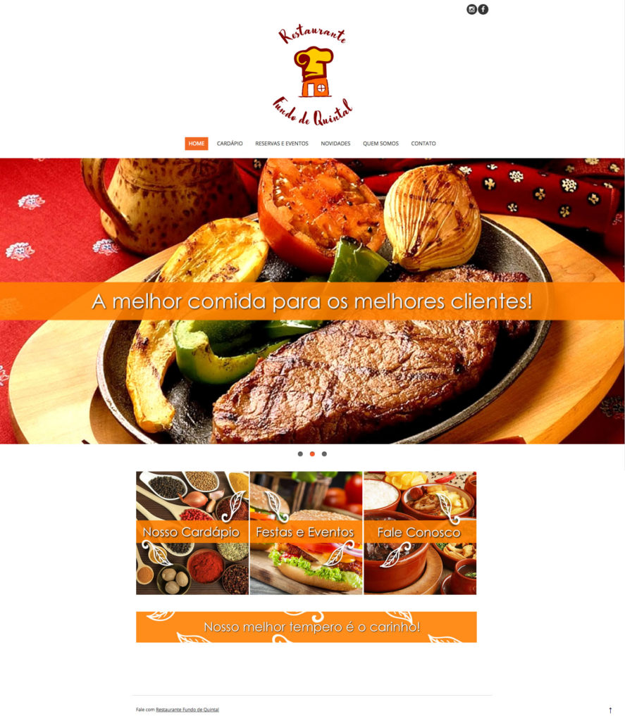 Restaurante Fundo de Quintal