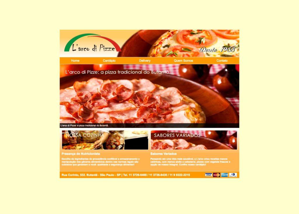Larco di Pizze